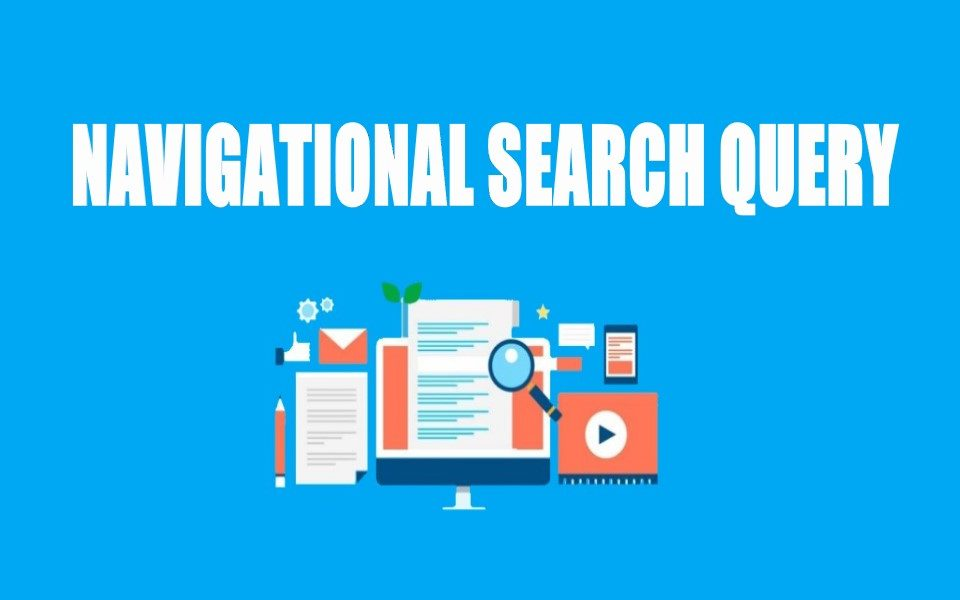 What is Navigational Search Query