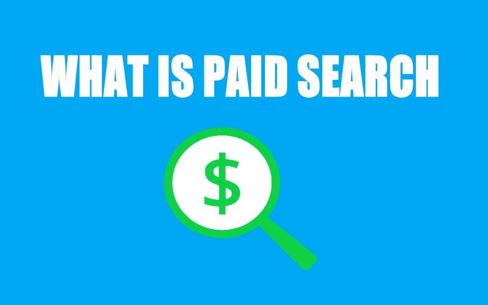 What is Paid Search in Digital Marketing